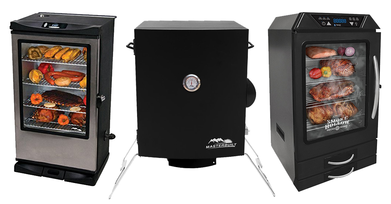 best electric smokers, grill smoke bbq