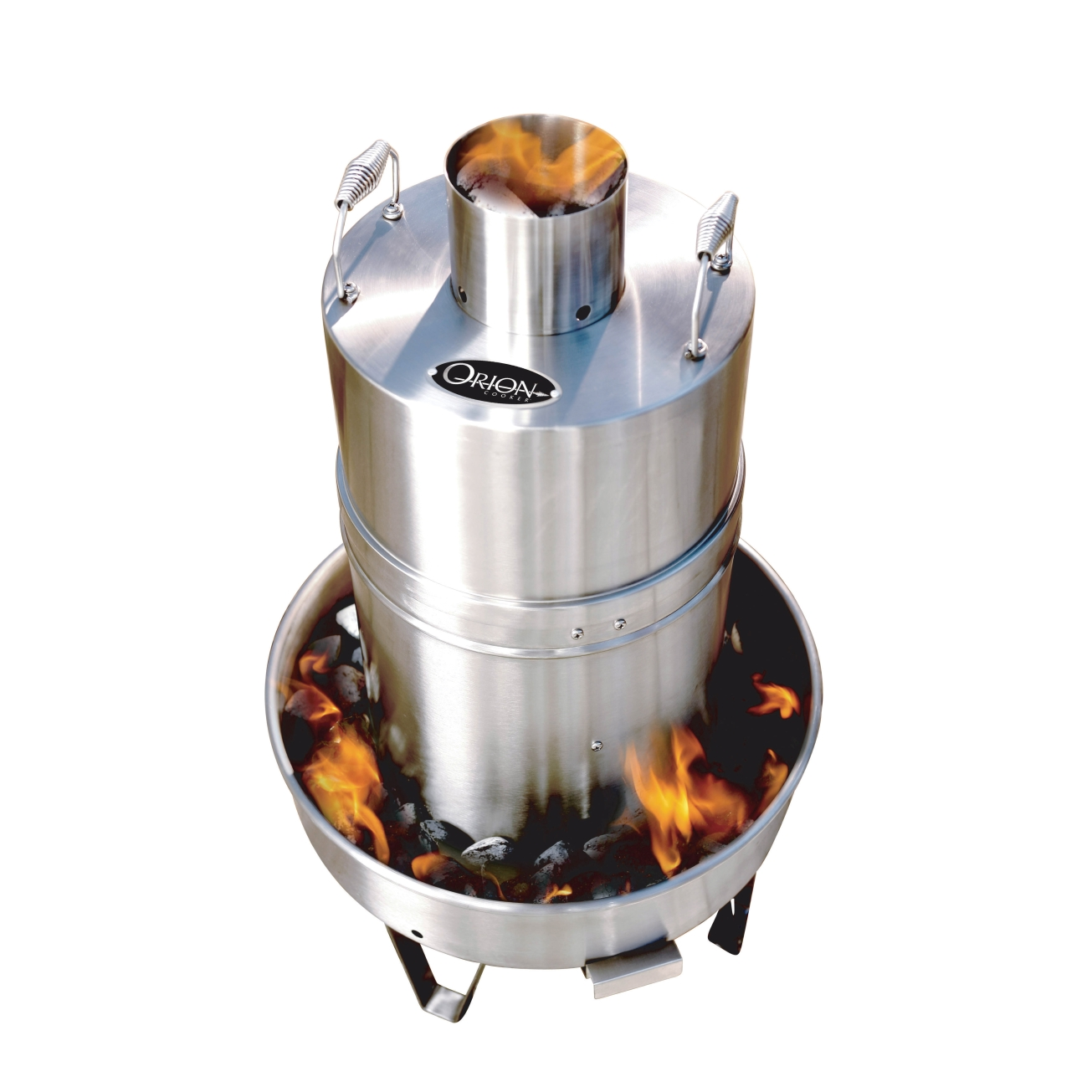 orion cooker, charcoal smokers