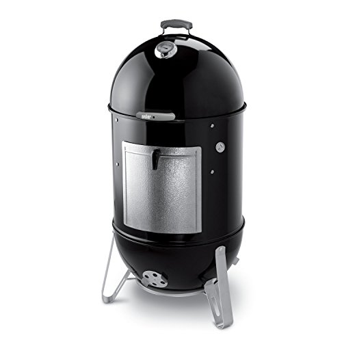 weber smokey mountain, best charcoal smoker