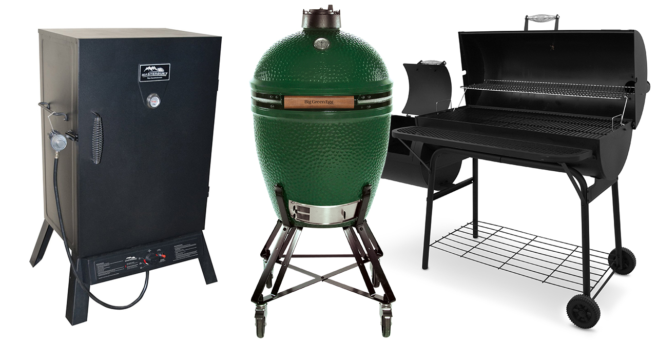 types of smokers, best type of smoker, types of bbq smokers, bbq smoker buying guide