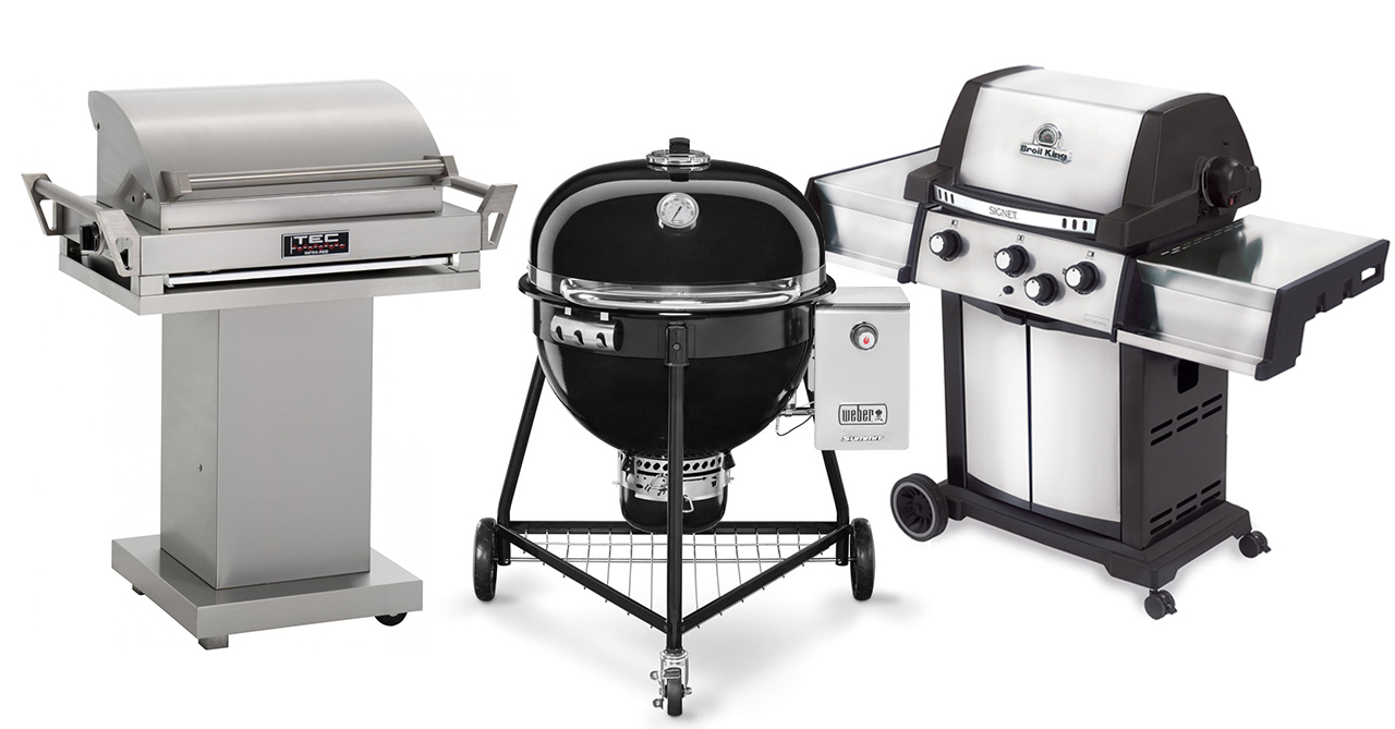 Best Grills Barbecue For Bbq
