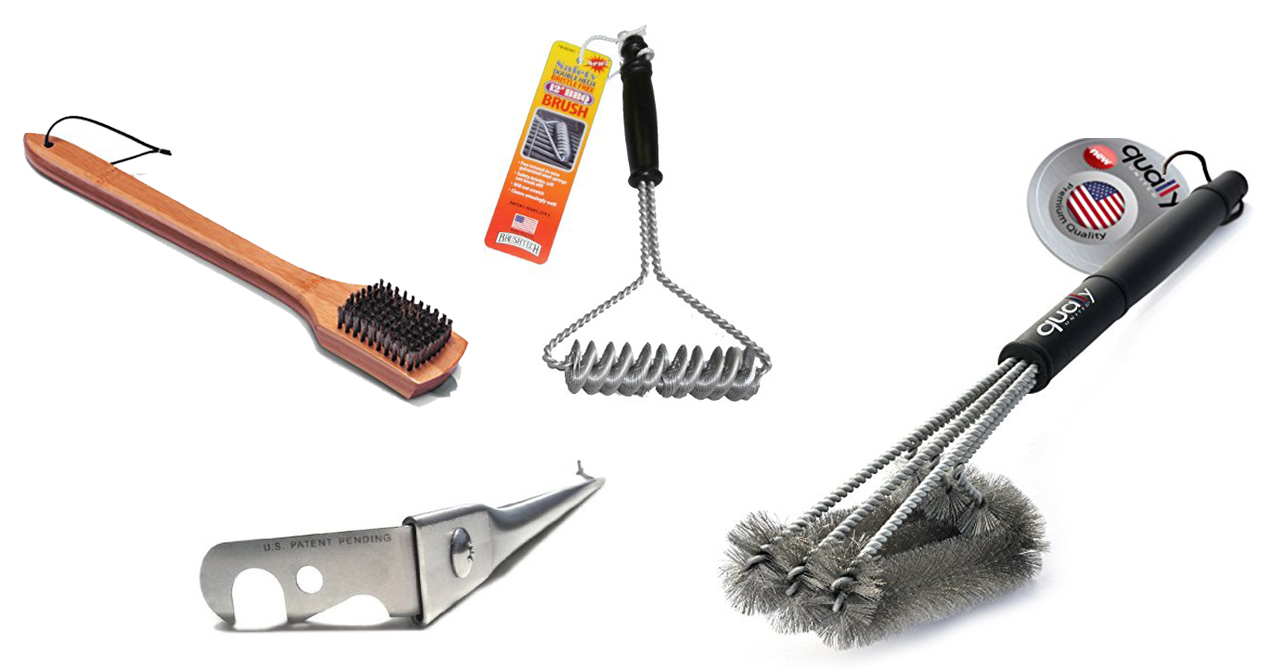 Best Grill Brush Bbq Brushes With Or Without Wire Bristles