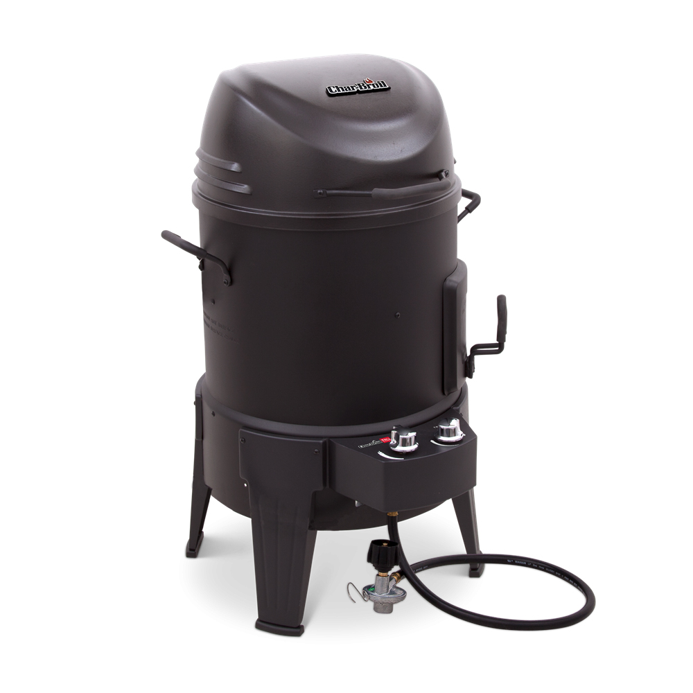 propane smokers gas fired bbq  great smoke flavor